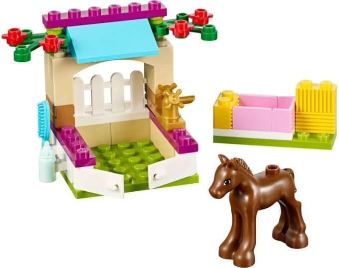 Stavebnice LEGO Friends 41089 Hříbátko