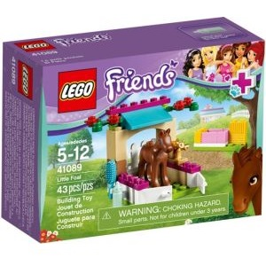 Stavebnice LEGO Friends s hříbátkem