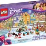 LEGO Friends Adventní kalendář 2015