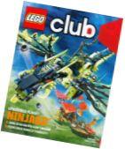 Náhled titulní strany časopisu LEGO Club ze září 2015