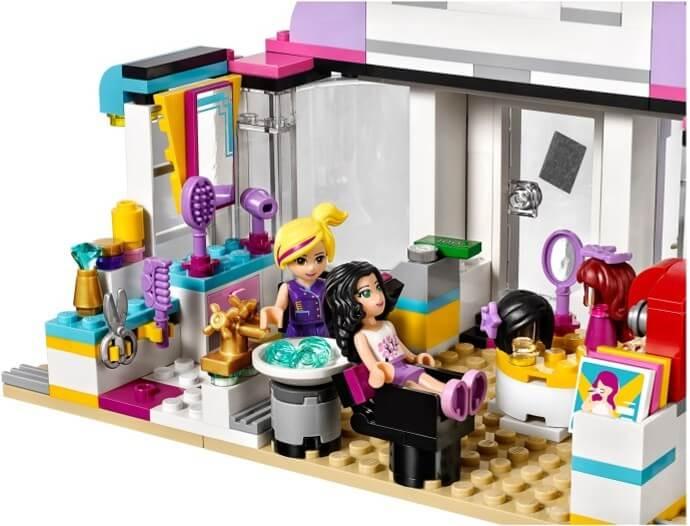 LEGO Friends Kadeřnictví