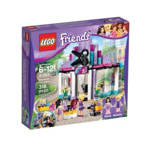 LEGO Friends Kadeřnictví v Heartlake obrázek