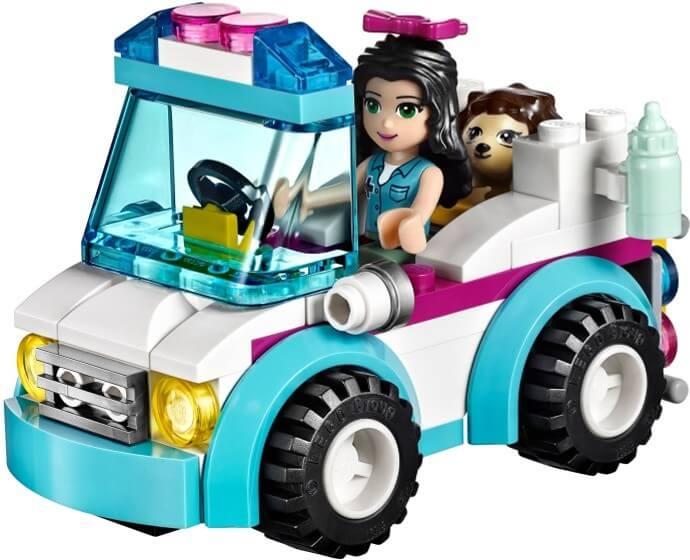 LEGO Friends Veterinární ambulance