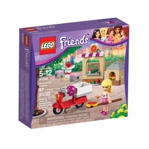 LEGO Friends Pizzerie