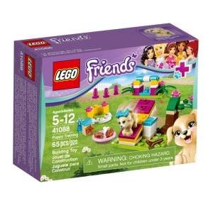 Výchova štěněte LEGO friends