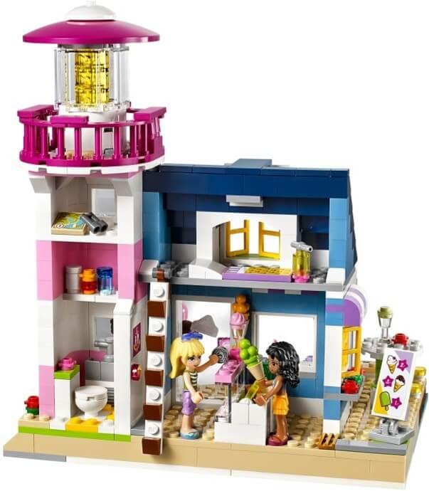 Stavebnice LEGO Friends 41094 Maják v Heartlake