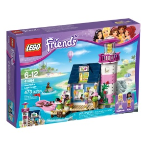 LEGO Friends maják
