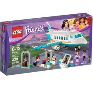 LEGO Friends letadlo na letišti Heartlake