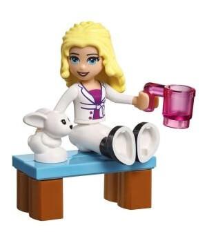 Liza LEGO Friends Adventní kalendář 2015