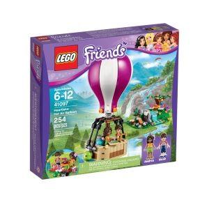 Horkovzdušný balón LEGO Friends