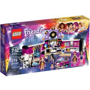 Stavebnice LEGO Friends šatna pop hvězdy