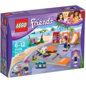LEGO Friends obrázek Skateparku v Heartlake