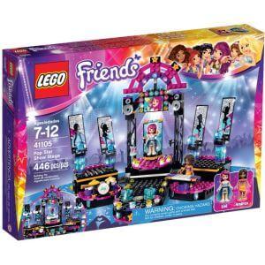 LEGO Friends pódium pro vystoupení