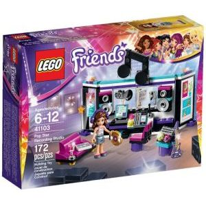 Obrázek LEGO Friends 41103 Nahrávací studio