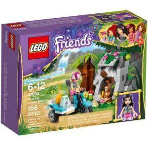LEGO Friends Motorka první pomoc do džungle