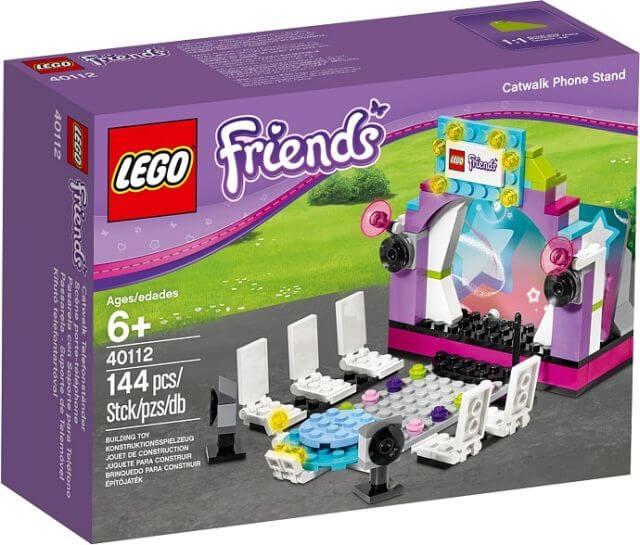 Stavebnice LEGO Friends Módní molo