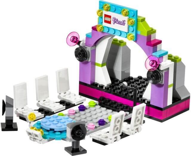 LEGO Friends Módní molo sestaveno