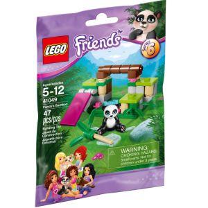 Stavebnice LEGO Friends Bambus pro pandu
