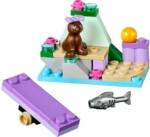 LEGO Friends 41047 Tulení skála sestaveno