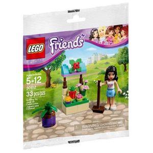 Stavebnice LEGO Friends květinový stánek