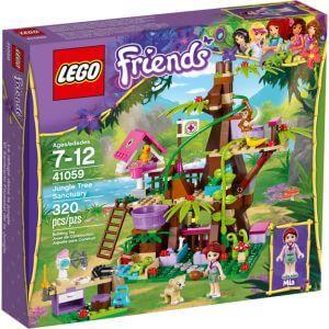 Stavebnice LEGO Friends 41059 Strom života v džungli