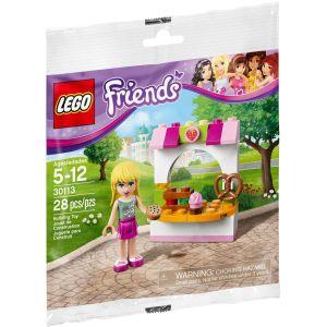 Stavebnice LEGO Friends Pekařský stánek Stephanie