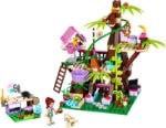 LEGO Friends 41059 Strom života v džungli sestaveno