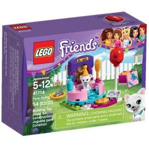 LEGO Styling na párty s kočkou
