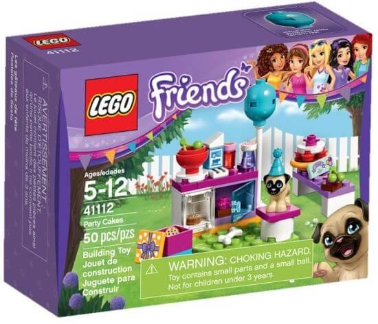 Stavebnice LEGO Friends Dorty na párty