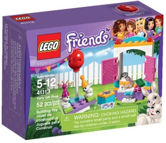 Stavebnice LEGO Friends Obchod s dárky