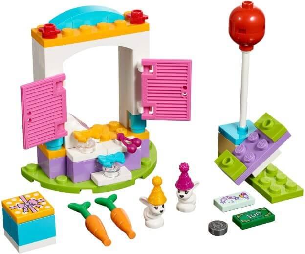 LEGO Friends 41113 Obchod s dárky sestaveno