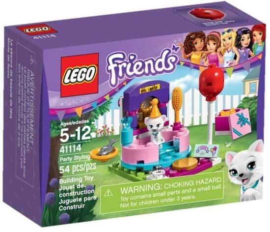 Stavebnice LEGO Friends Styling na párty