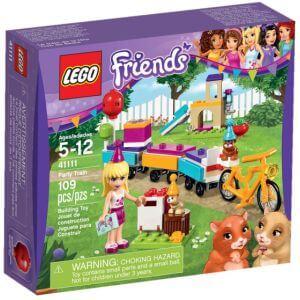 LEGO Vlak na oslavy