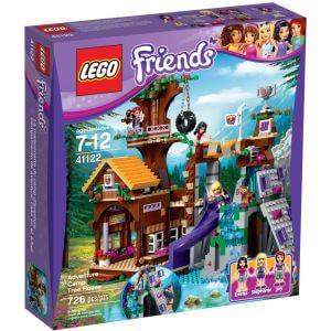 LEGO Dobrodružný tábor – dům na stromě