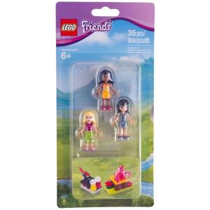 LEGO Tábornická sada s minifigurkami panenek