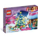 LEGO Friends adventní kalendáře