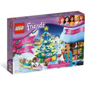 LEGO Friends Adventní kalendář 2012