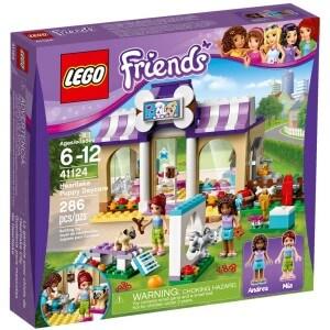 LEGO Péče o štěňátka vHeartlake