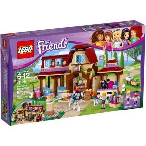 LEGO Jezdecký klub vHeartlake