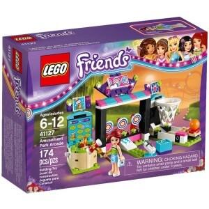 LEGO Střelnice v zábavním parku