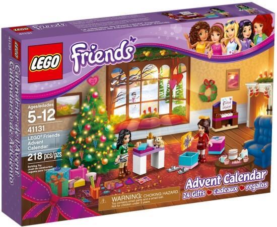 LEGO Friends Adventní kalendář 2016