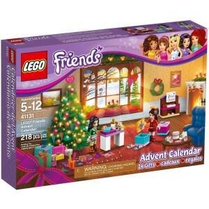 LEGO Adventní kalendář 2016
