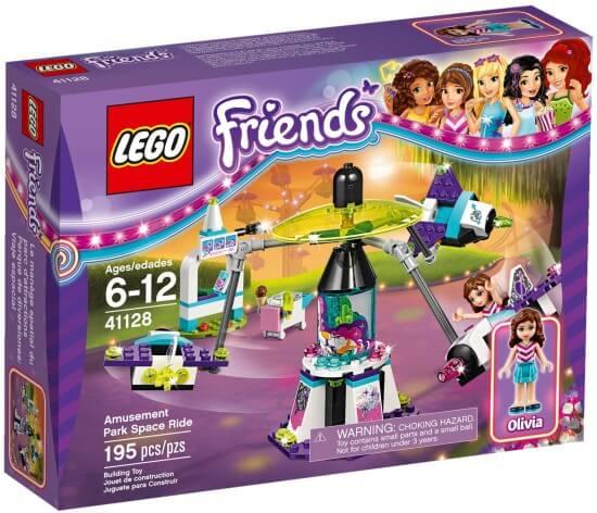 Stavebnice LEGO Vesmírná atrakce v zábavním parku