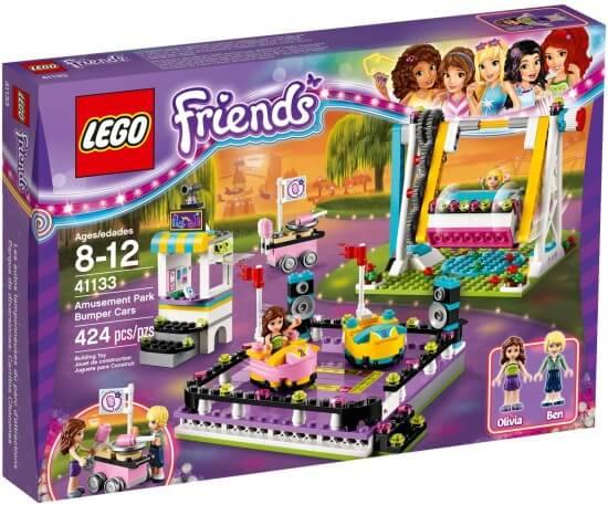 Stavebnice LEGO Autíčka v zábavním parku