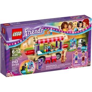 LEGO Dodávka s párky v rohlíku v zábavním parku