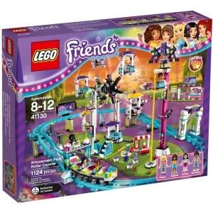 LEGO Horská dráha v zábavním parku