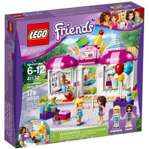 LEGO Párty obchod v Heartlake