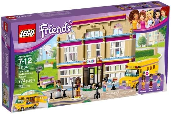 Stavebnice LEGO Umělecká škola v Heartlake