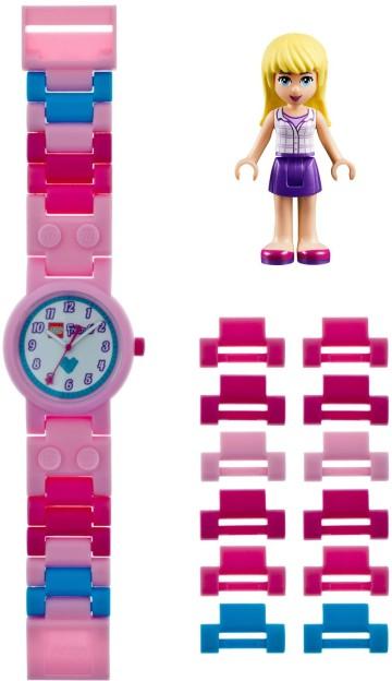 LEGO Friends Hodinky Stephanie obsah balení