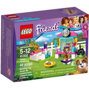 LEGO pro holky Péče o štěňátka